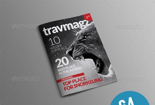 Simple Travel Magazine