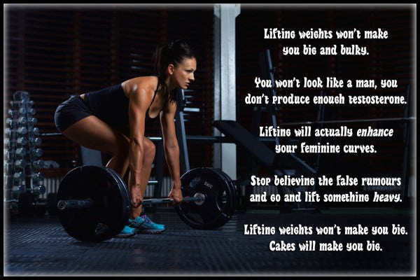 gym motivation for women