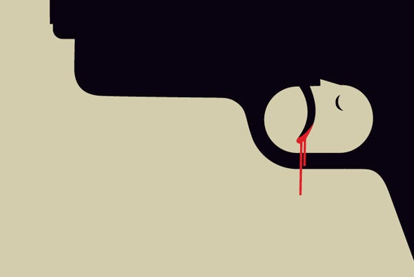 negative space illustration by charles owens