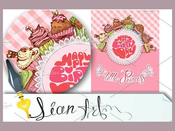 editable princess birthday invitation1