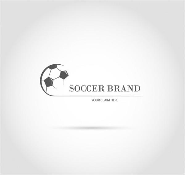 Design Soccer brand logo