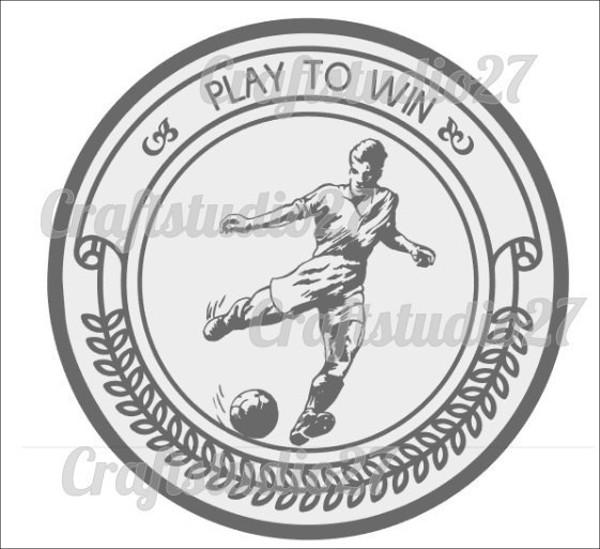 Soccer Sports Logo