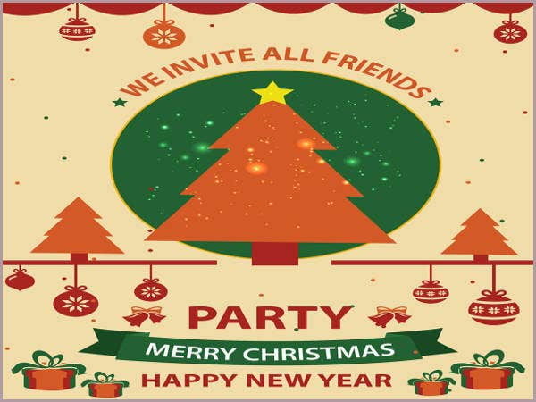 free-christmas-party-invitation