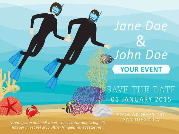 free-couple-snorkeling-invitation
