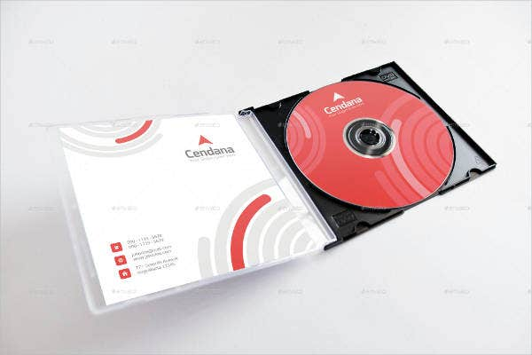 Corporate CD & DVD Cover