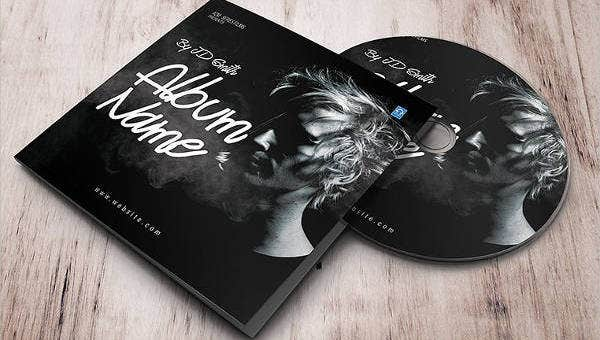 Cd Cover - 9+ Free PSD, Vector AI, EPS Format Download | Free