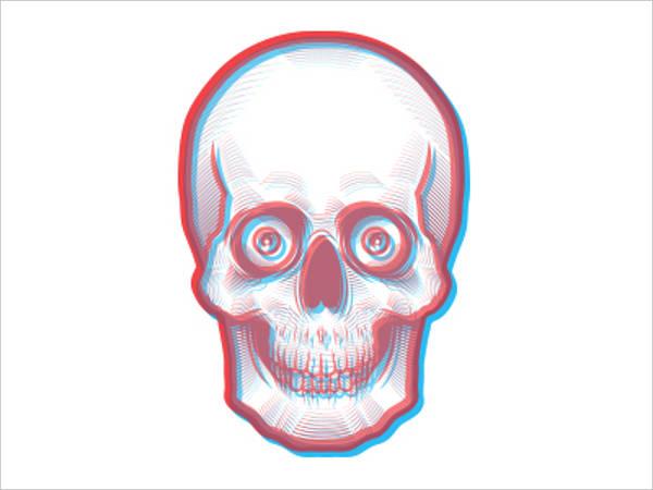 3d-skull-vector