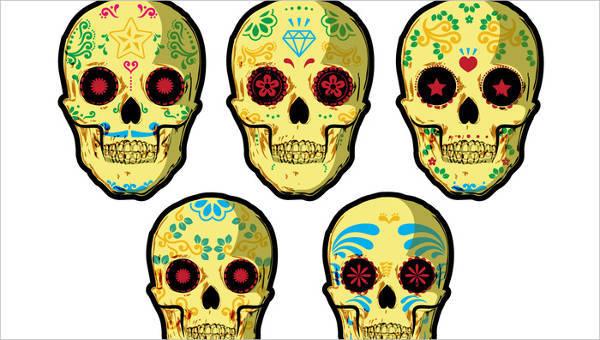 skull vectors1