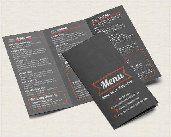 9+Restaurant Menu Designs - Free Psd, Vector Ai, Eps Format