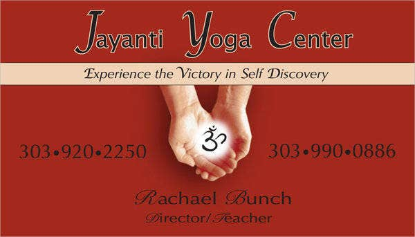 jayanti-yoga-center-business-card