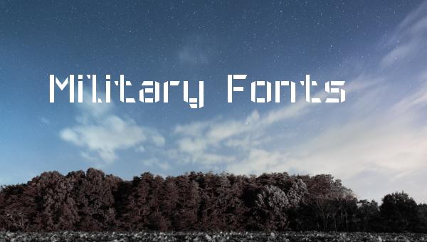 militaryfonts1