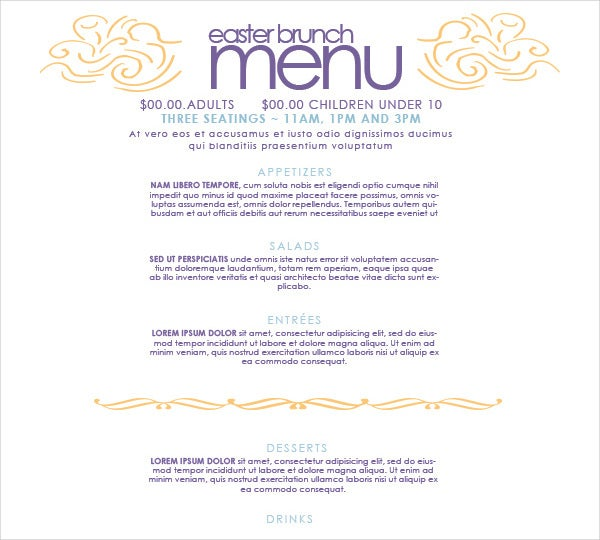 Free-Easter-Brunch-Menu-Template