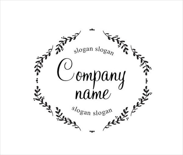 retro company logo