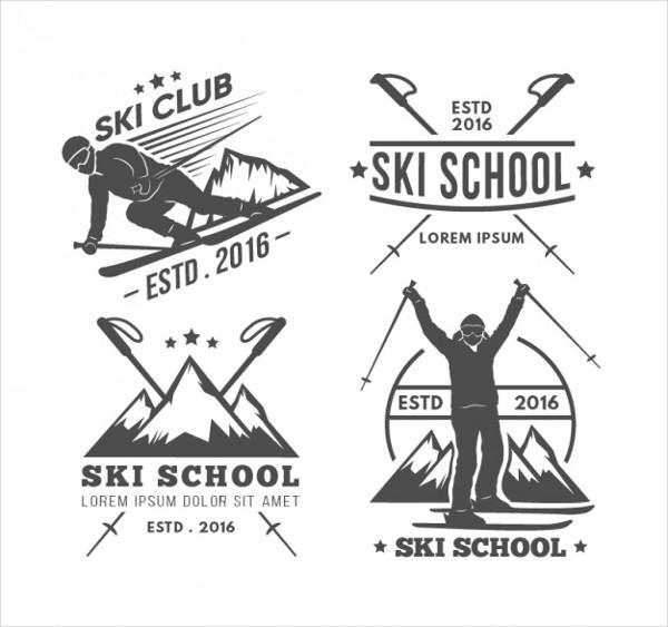 Retro sports Logo