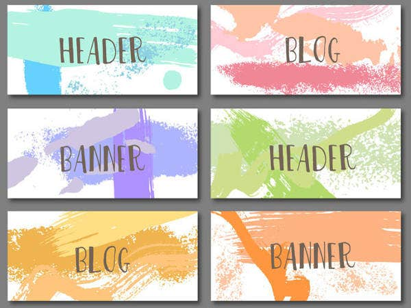 picture regarding Printable Banner Templates called 9+ Free of charge Banner Templates - PSD, AI, Vector, EPS Free of charge