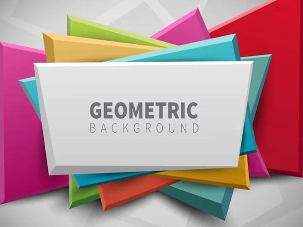 free geometric banner templates1