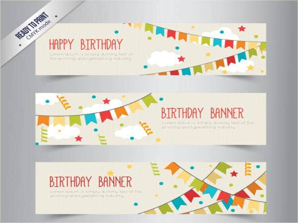free birthday banner templates2