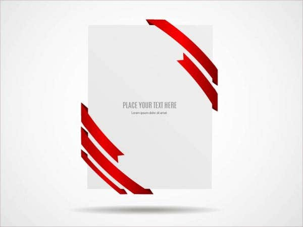 free blank banner templates2