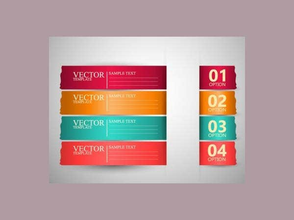 free vector banner templates1