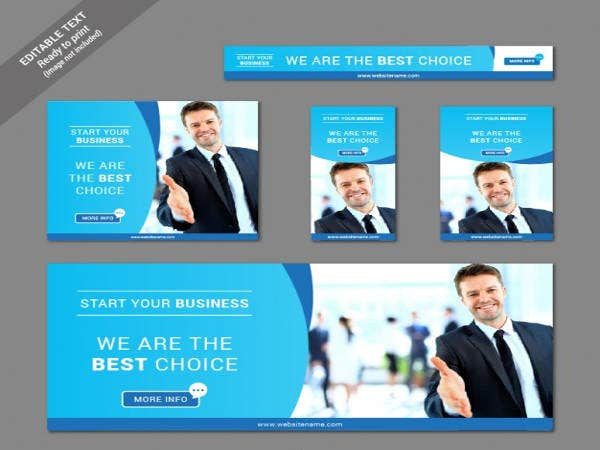 free business banner templates1
