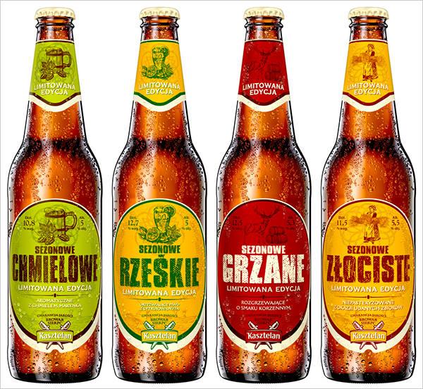 Free Beer Bottle Label