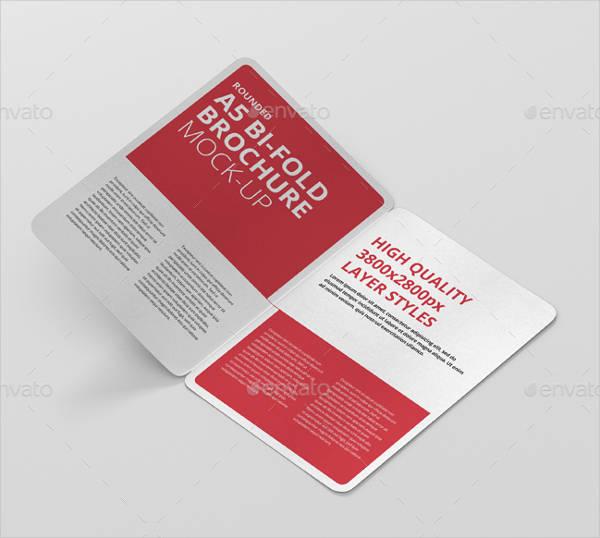 A5 Bi Fold Brochure