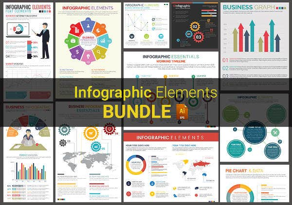 Infographic Element Bundle