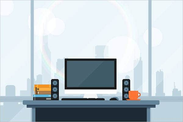 modern vector workspace