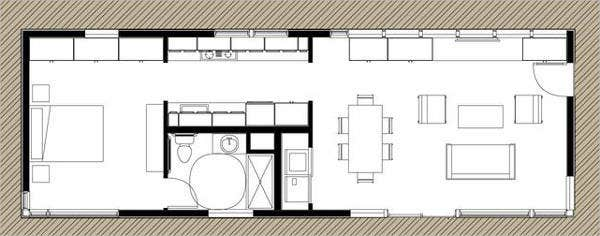house-plan-vector