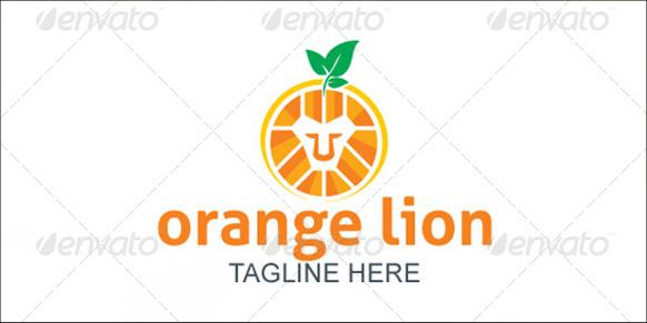 orange-lion-logo