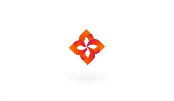 orange-flower-logo