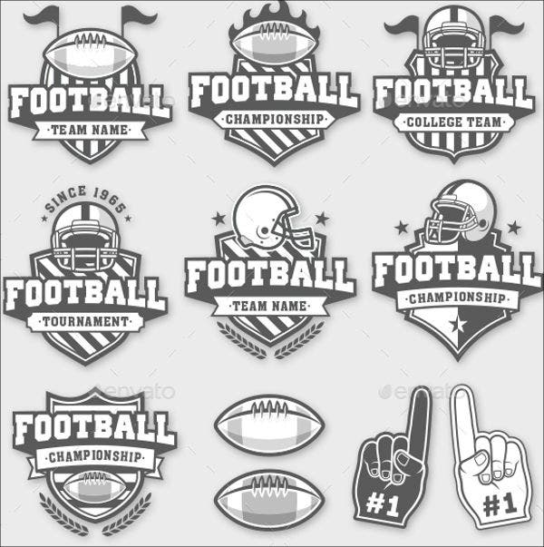 football-logo-vector