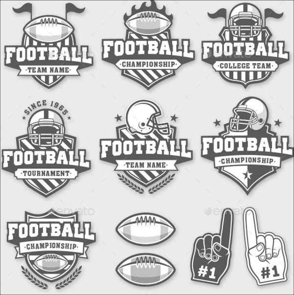 football-logo-vector