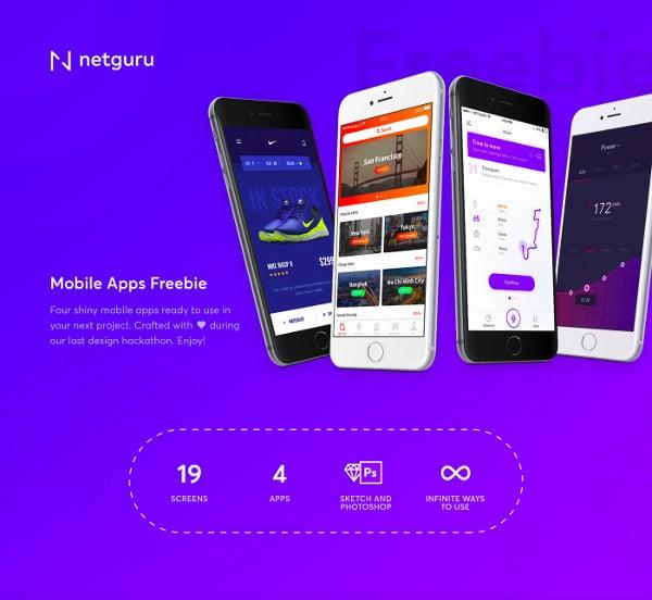 free-app-presentation-template