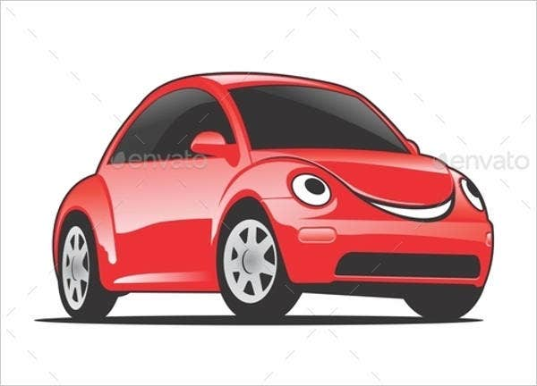 cartoon-car-vector