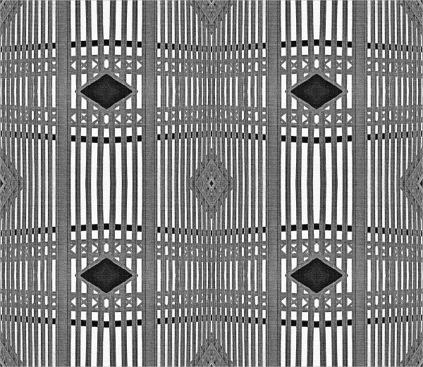black and white grid pattern