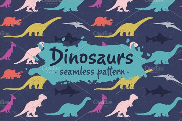 cartoon-dinosaur-silhouette