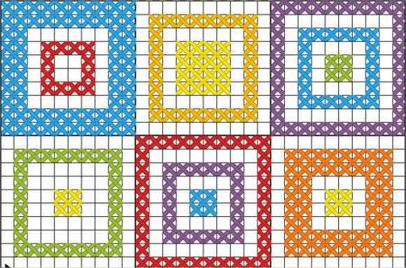 rainbow-blocks-pattern