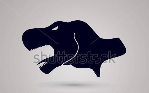 wild-dinosaur-head-silhouette