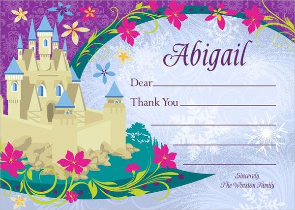 frozen-photo-thank-you-card