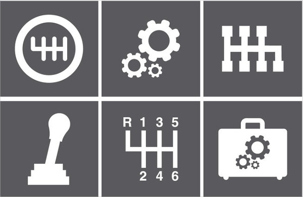 gear box icons