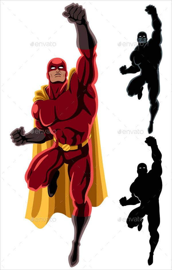flying-superhero-silhouette