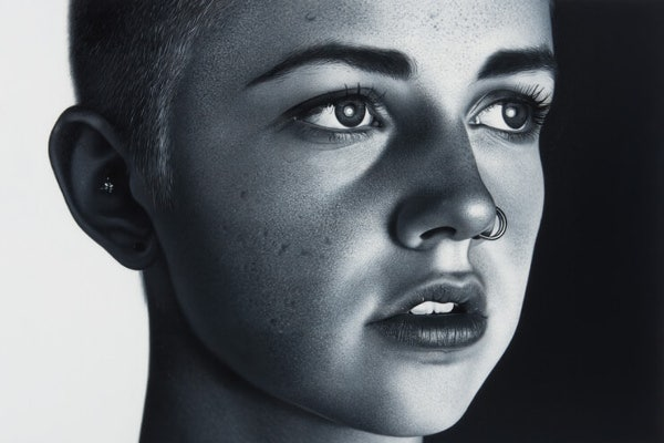 photorealistic-portrait-painting