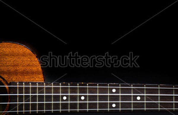 guitar body template
