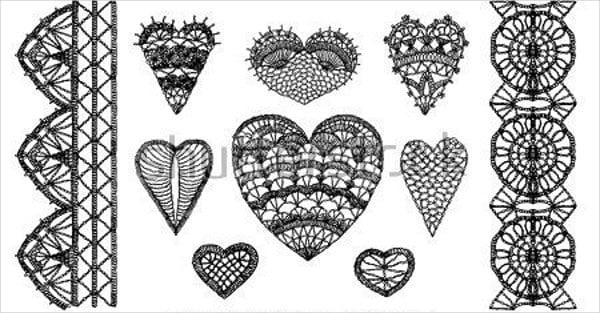 valentines day crochet pattern