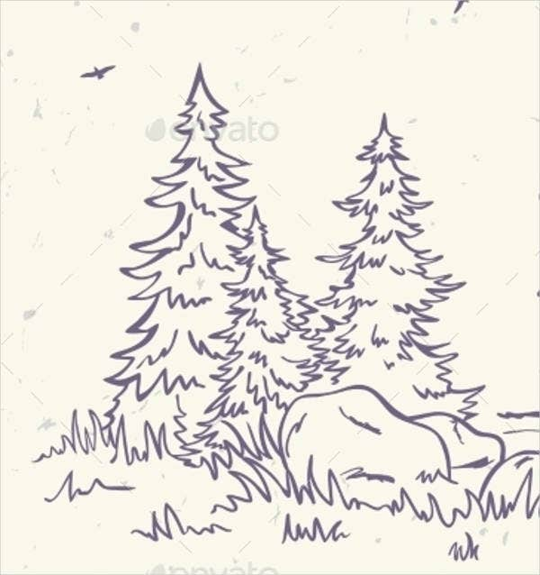 pine-tree-outline-silhouette
