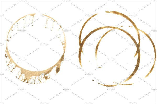 coffee-stain-vector-brush