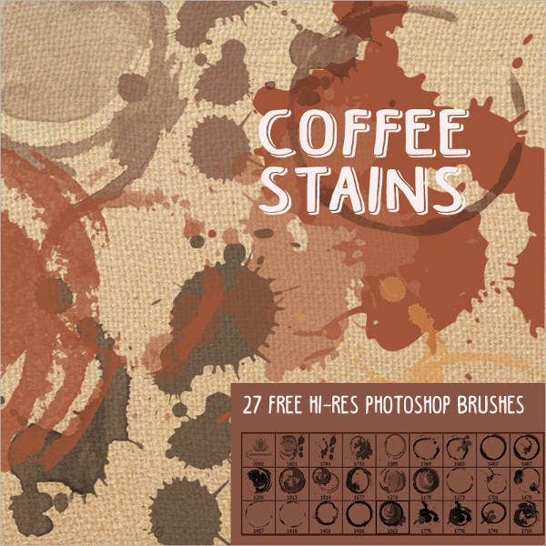 grunge-coffee-stain-brushes