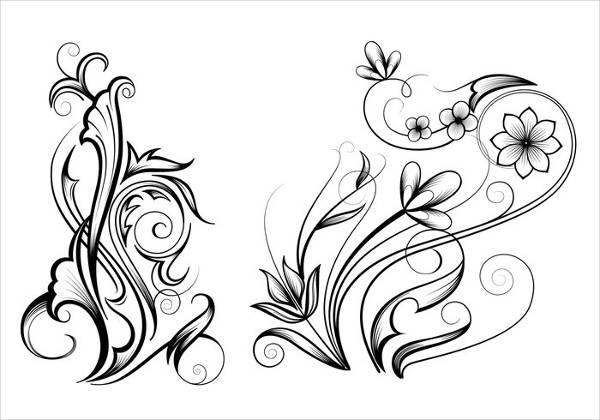 swirls-ornament-brushes