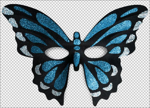 mask-butterfly-template